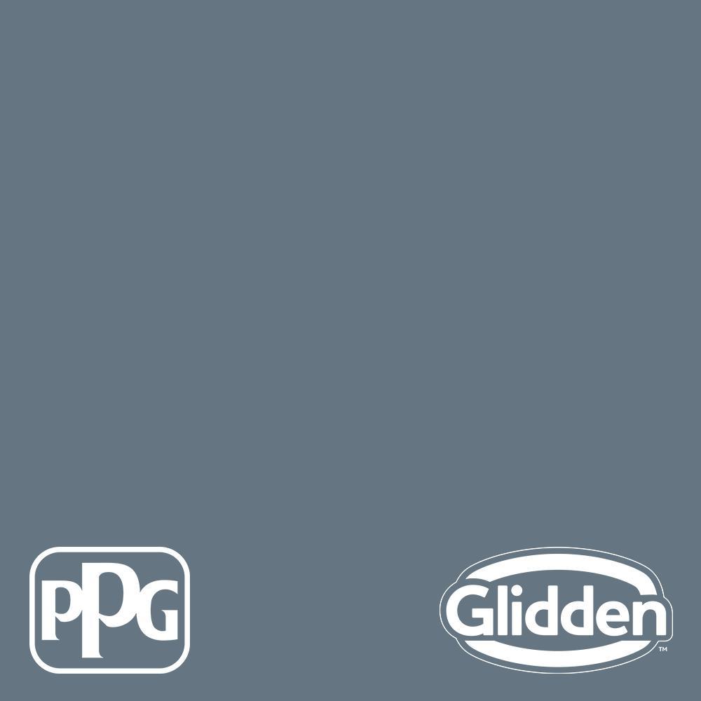 Glidden Premium 1 Qt Ppg1040 6 Freedom Found Eggshell Interior Latex Paint Ppg1040 6p 04e The Home Depot