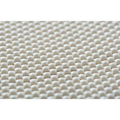 Super Grip Off-White 2 ft. 4 in. x 10 ft. Rug Pad