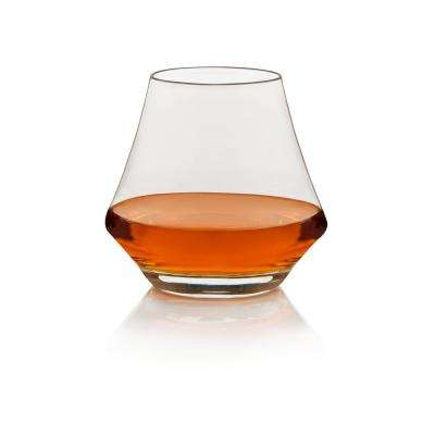Craft Spirits 4-piece Whiskey Glass Set