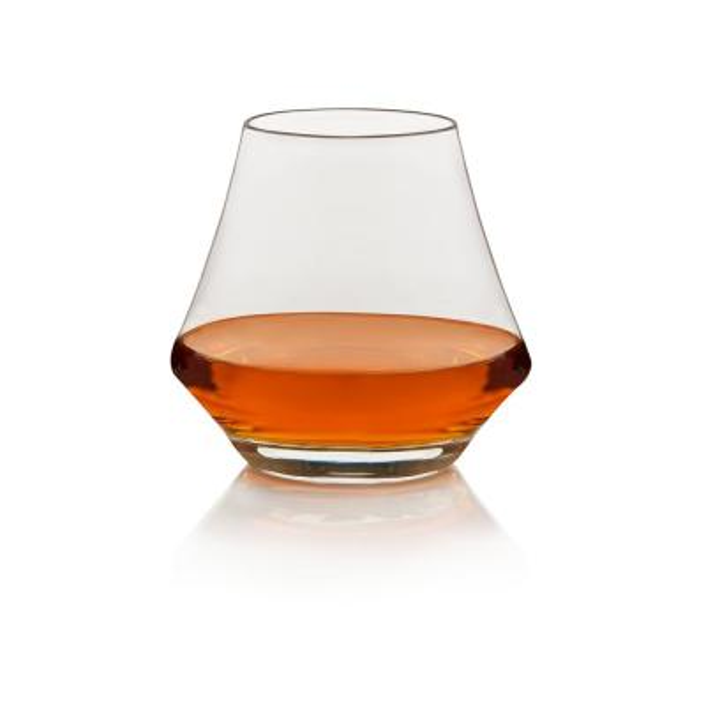 Craft Spirits 4-piece Whiskey Glass Set