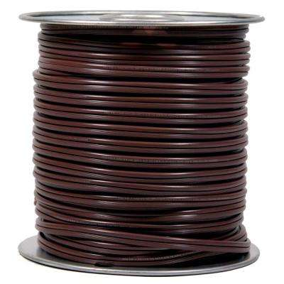 250 ft. 14/2 Brown Stranded CU CL3 Outdoor Speaker Wire