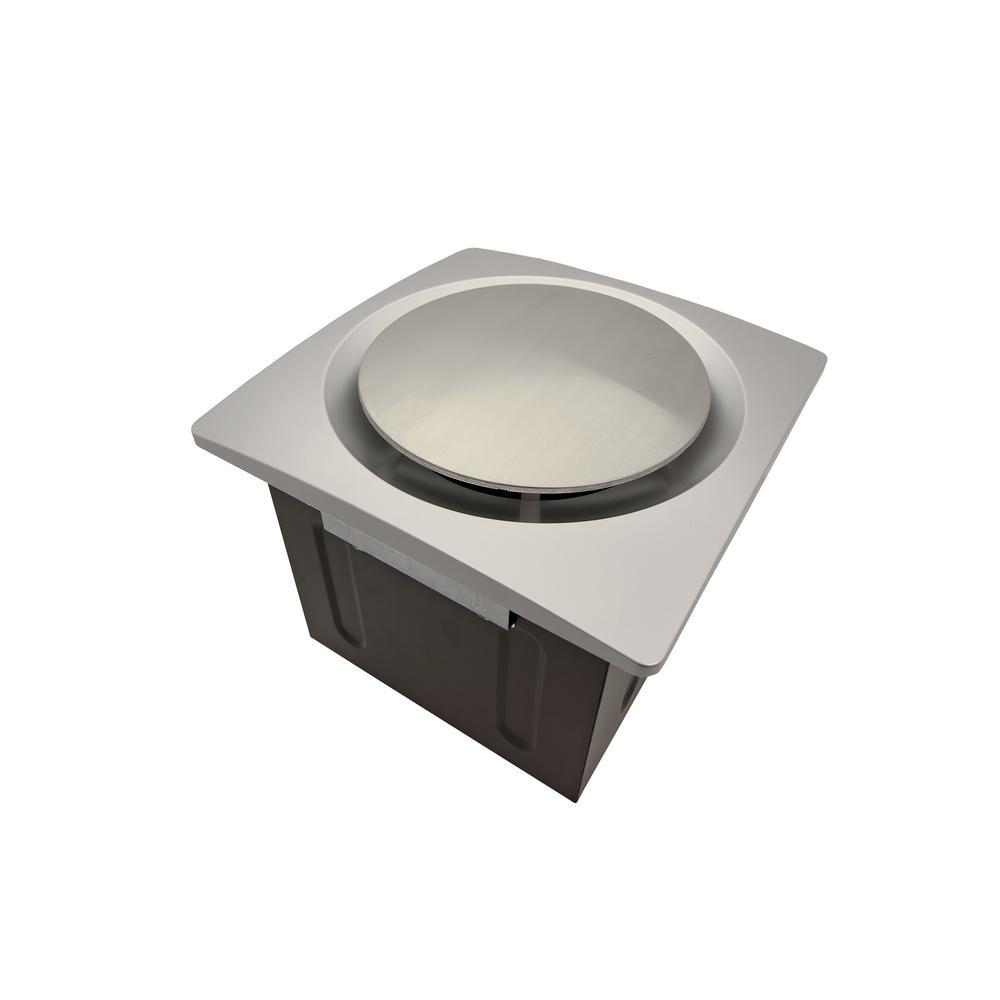 Energy Efficient Bathroom Exhaust Fans: Quiet 110 CFM Bathroom Ceiling Exhaust Fan ENERGY STAR
