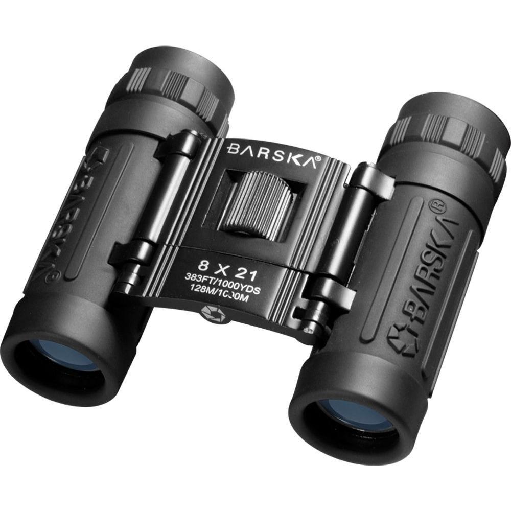 Lucid View 8x21 Compact Binoculars