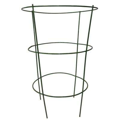 19 in. Evergreen Grow Cage