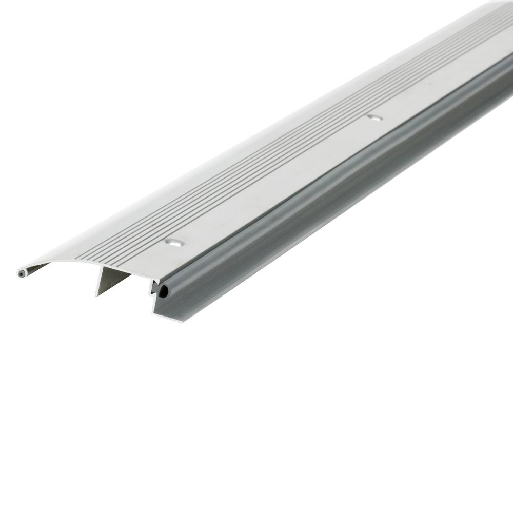 Frost King E O 5 5 8 In X 3 Ft Silver Brown Fixed Sill