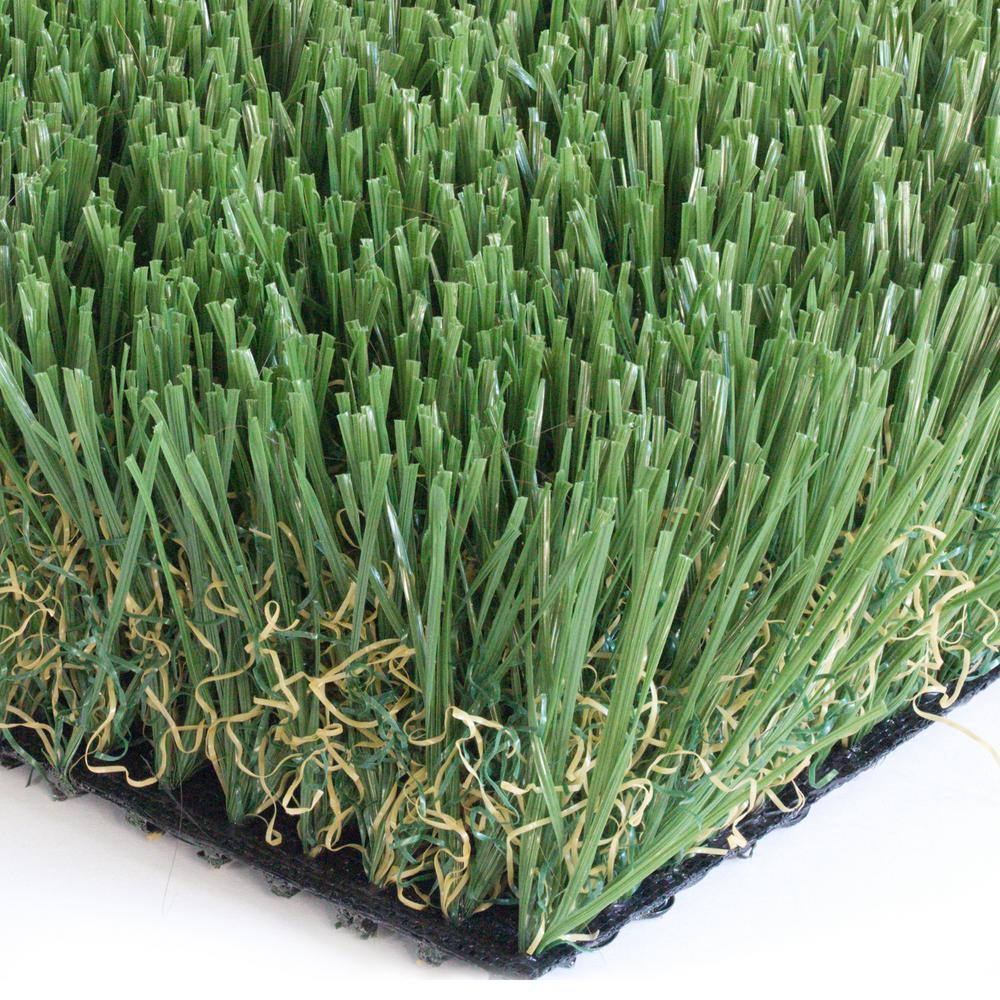 Multi 6 ft. x 7.5 ft. Artificial Grass Synthetic Lawn Turf