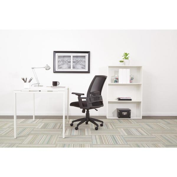 Office Star Products Black Office Chair SPX61522-3