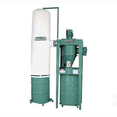 3 HP 2-Stage Industrial Dust Collector