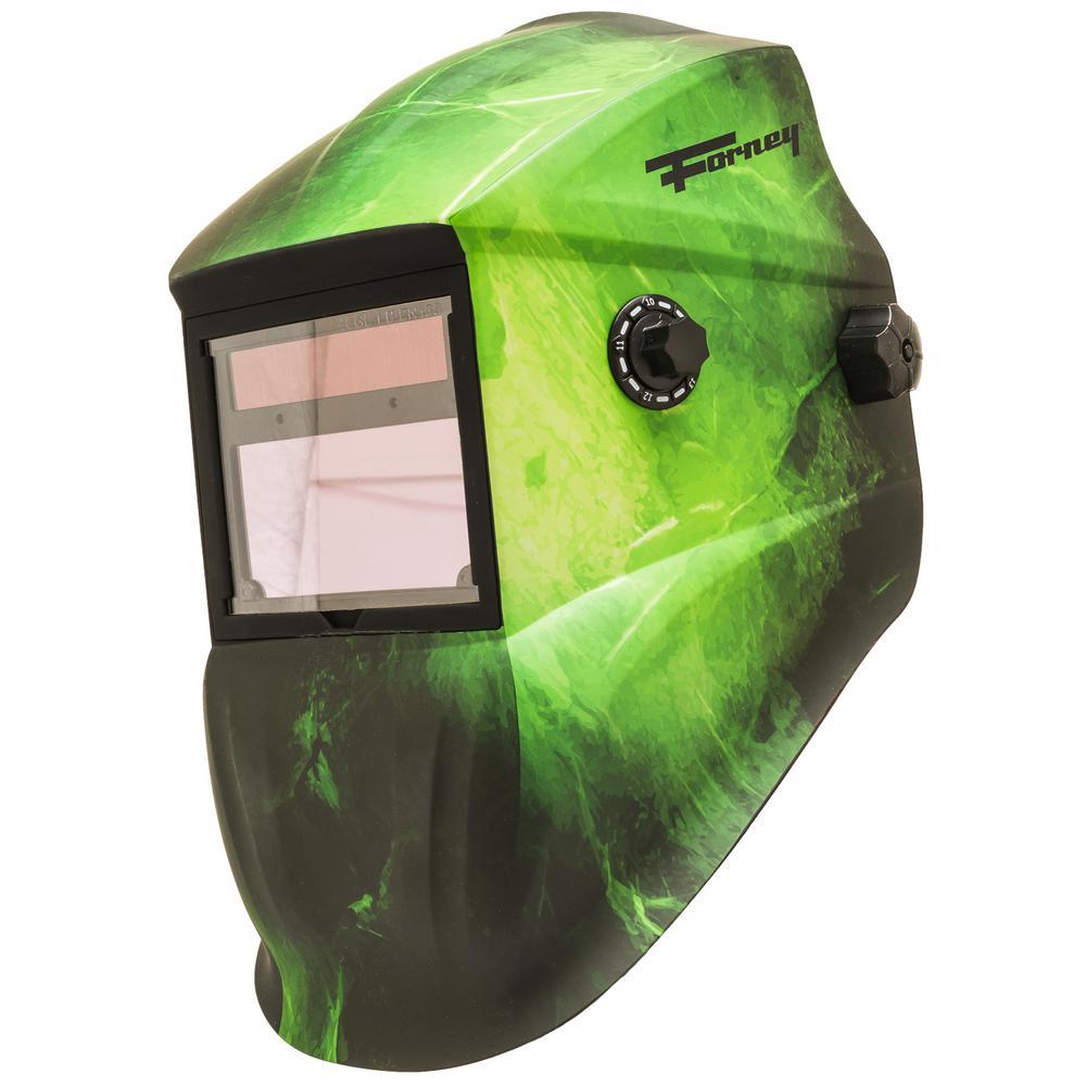 Advantage Series Edge Auto-darkening Welding Helmet