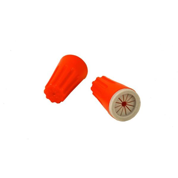 Best Pro Lighting Silicone Filled Waterproof Wire Nut Connectors For Landscape Lighting Installation 50 Per Bag Bpl80 50 The Home Depot