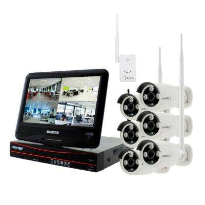 Wireless Security Camera Systems The