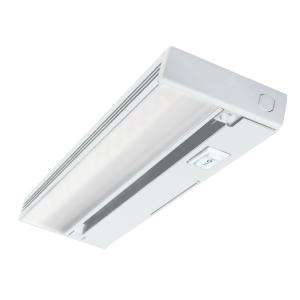 NICOR NUC 21 in. LED White Under Cabinet Light with Hi Low Off ...