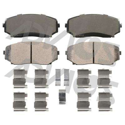 Front OE Disc Brake Pad Set fits 2007-2014 Mazda CX-9 CX-7