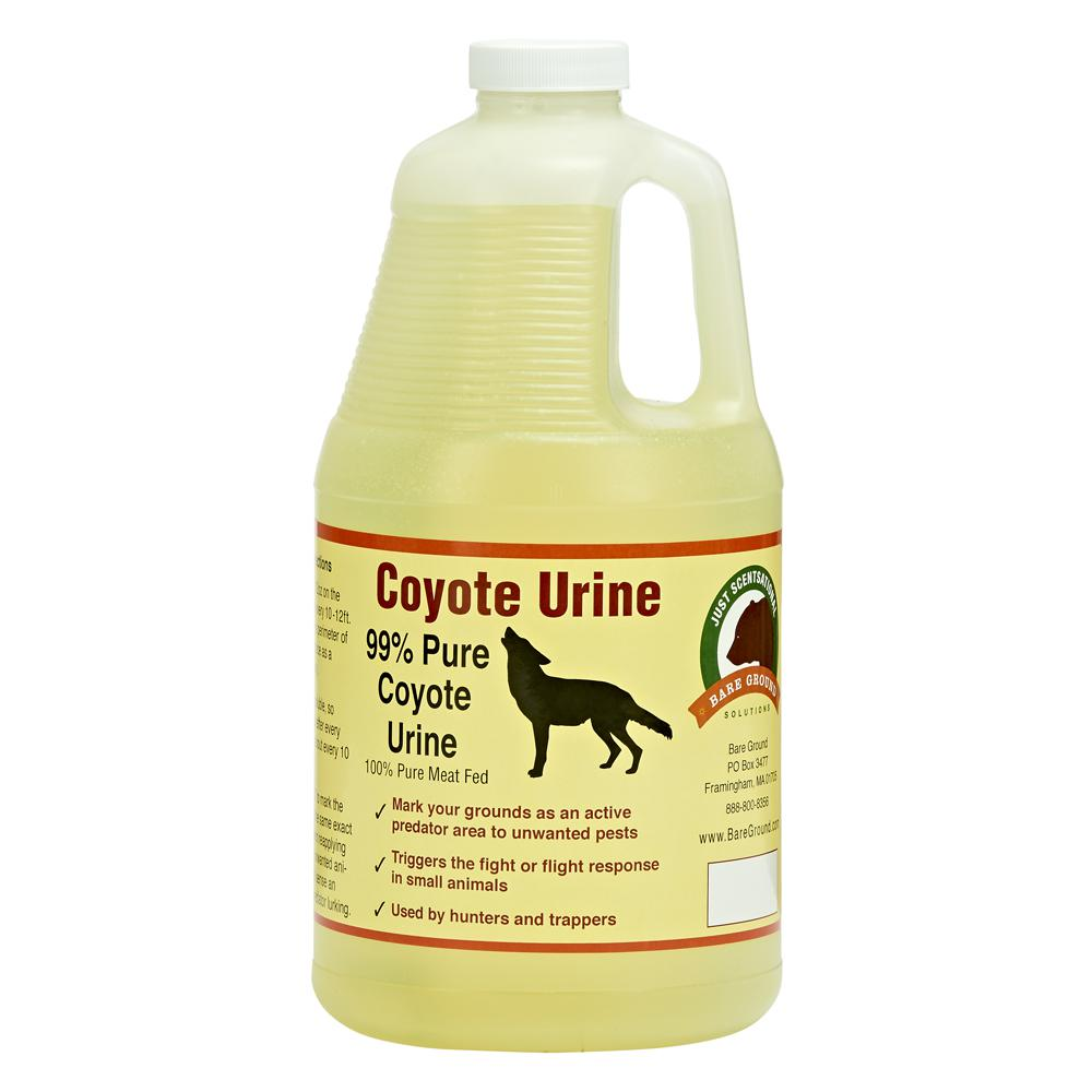 Just Scentsational Coyote Urine By Bare Ground Rs 64 The Home Depot