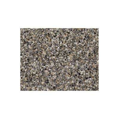 Wholehearted I - Color Shark Fin Twist 12 ft. Carpet