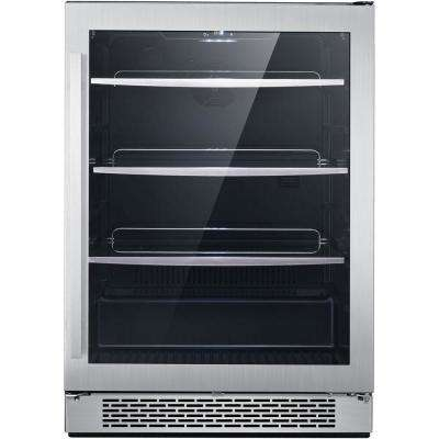 Luxury 24 in. 172-Can Capacity Cooler