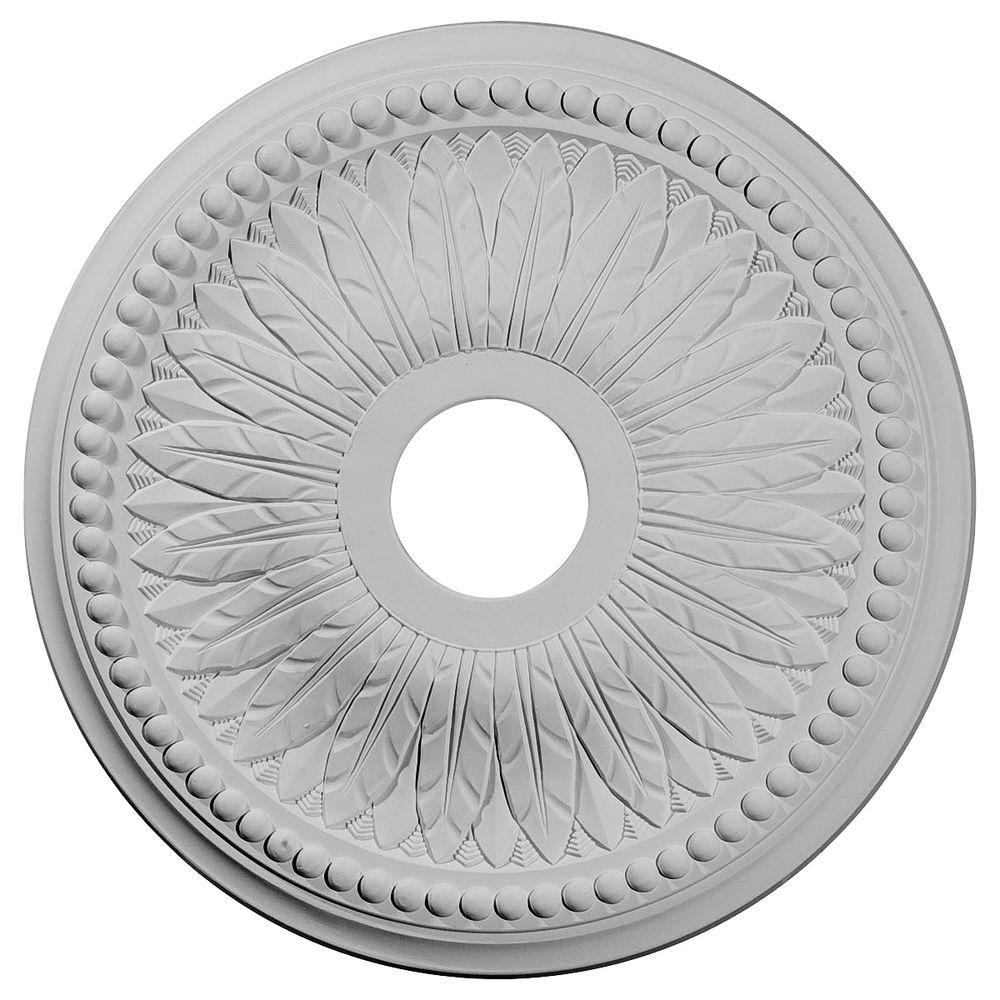 18 in. Bailey Ceiling Medallion