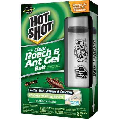Ultra 2.5 oz. Clear Roach and Ant Gel Bait