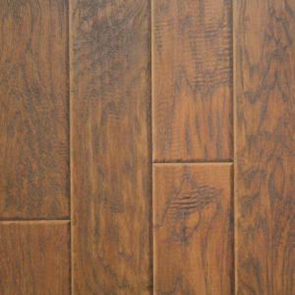 Innovations Henna Hickory Laminate Flooring - 5 in. x 7 in. Take Home Sample