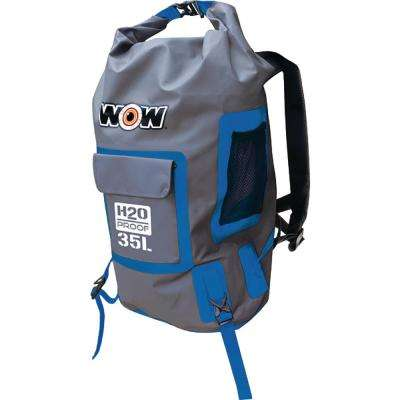 H2O Proof 35 I Dry Backpack, Blue