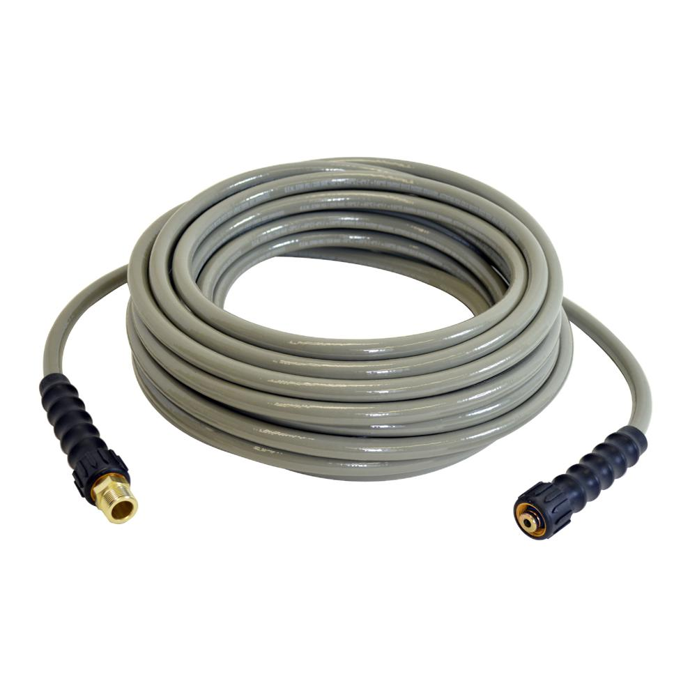 Simpson MorFlex 5/16 in. x 50 ft. x 3700 PSI Cold Water Replacement/Extension Hose