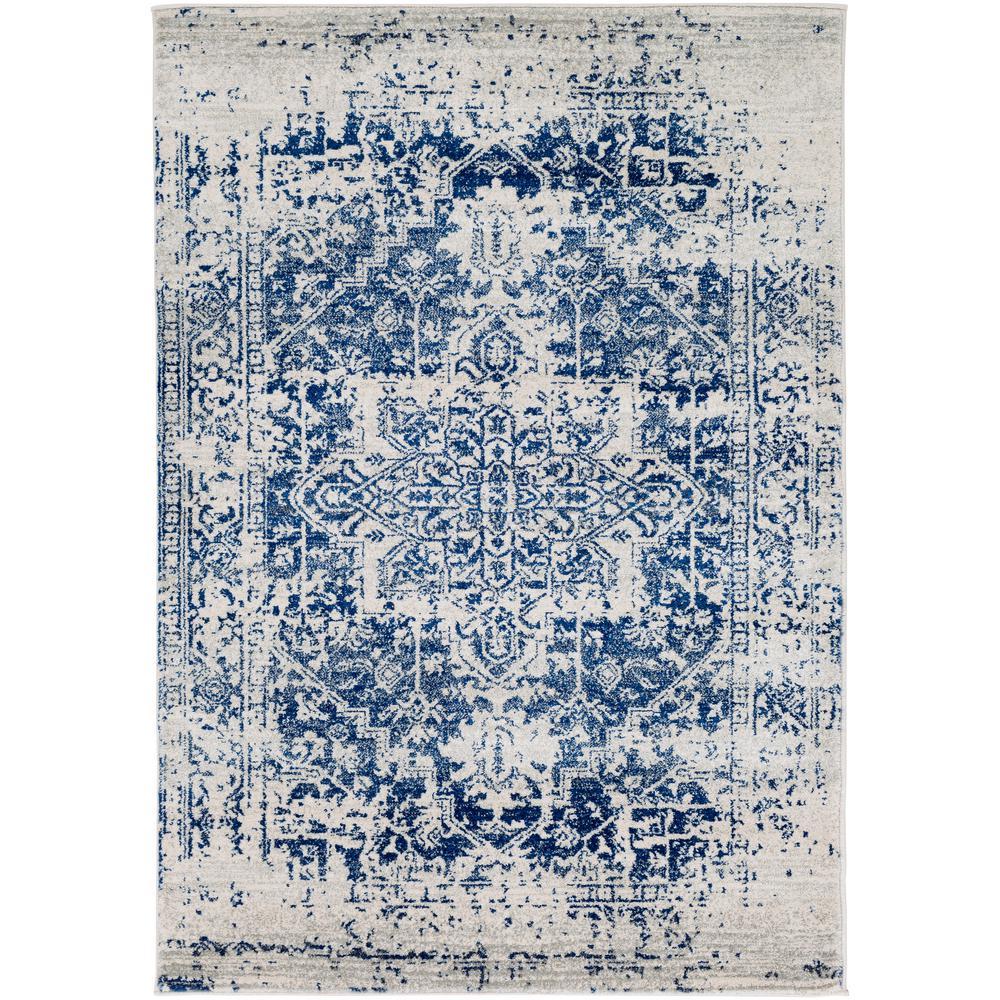 Artistic Weavers Demeter Dark Blue 3 ft. 11 in. x 5 ft. 7 in. Area Rug was $93.11 now $53.26 (43.0% off)