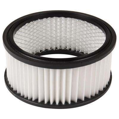 HEPA 13 Filter for 4 to 8-Gal. Wet Dry Vacuums