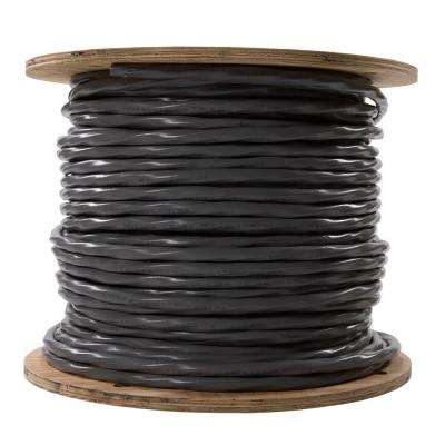 500 ft. 4-4-4-6 Gray Stranded AL SER Cable