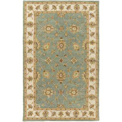 Seafoam 8 X 10 Area Rugs Rugs The Home Depot