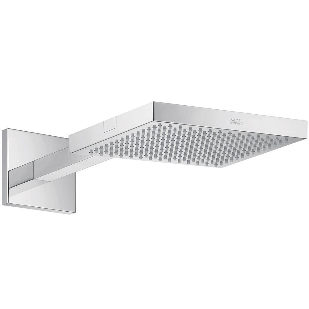 Hansgrohe Axor Starck Shower Collection 1-Spray 10 in. Showerhead in ...
