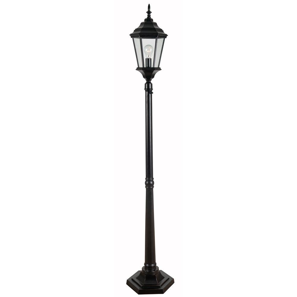 Post and lamp sets waterproof bronze post lighting outdoor villa bronze portable post lantern publicscrutiny Image collections