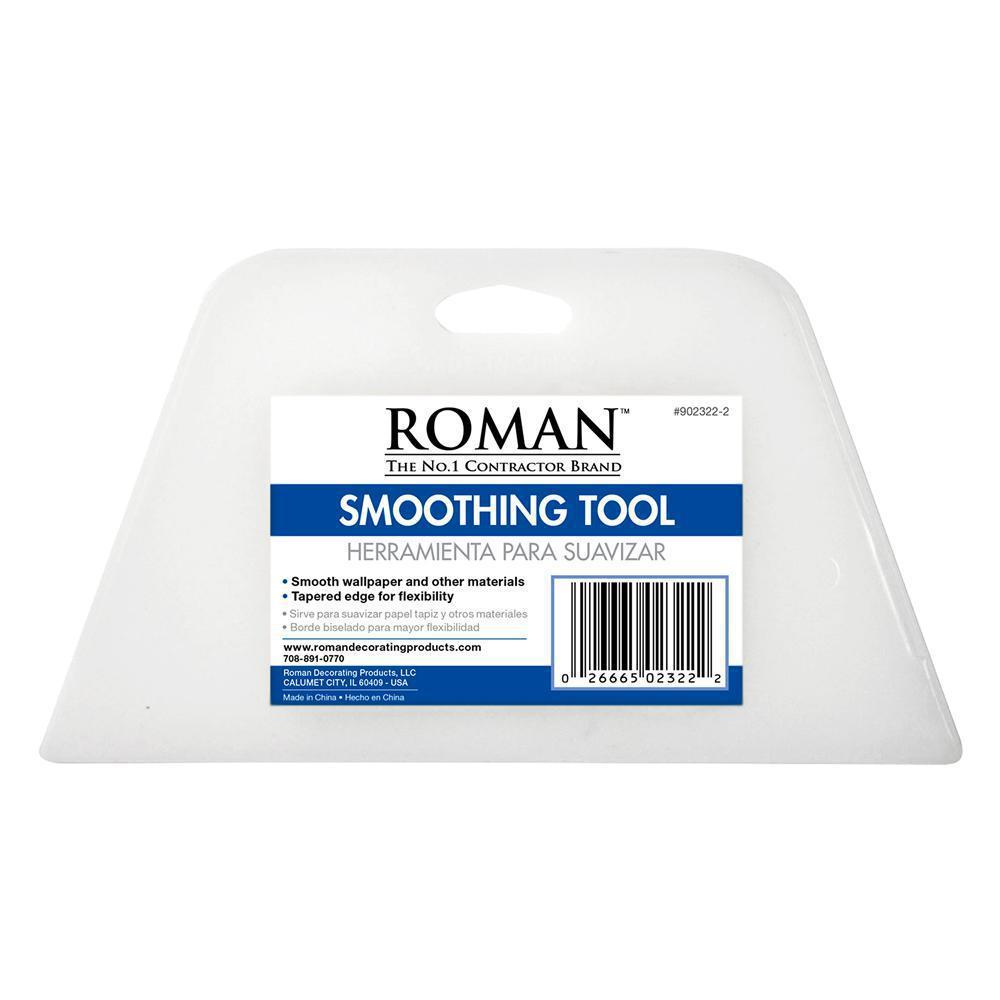 Roman Wallpaper Smoothing Tool (6-Pack)
