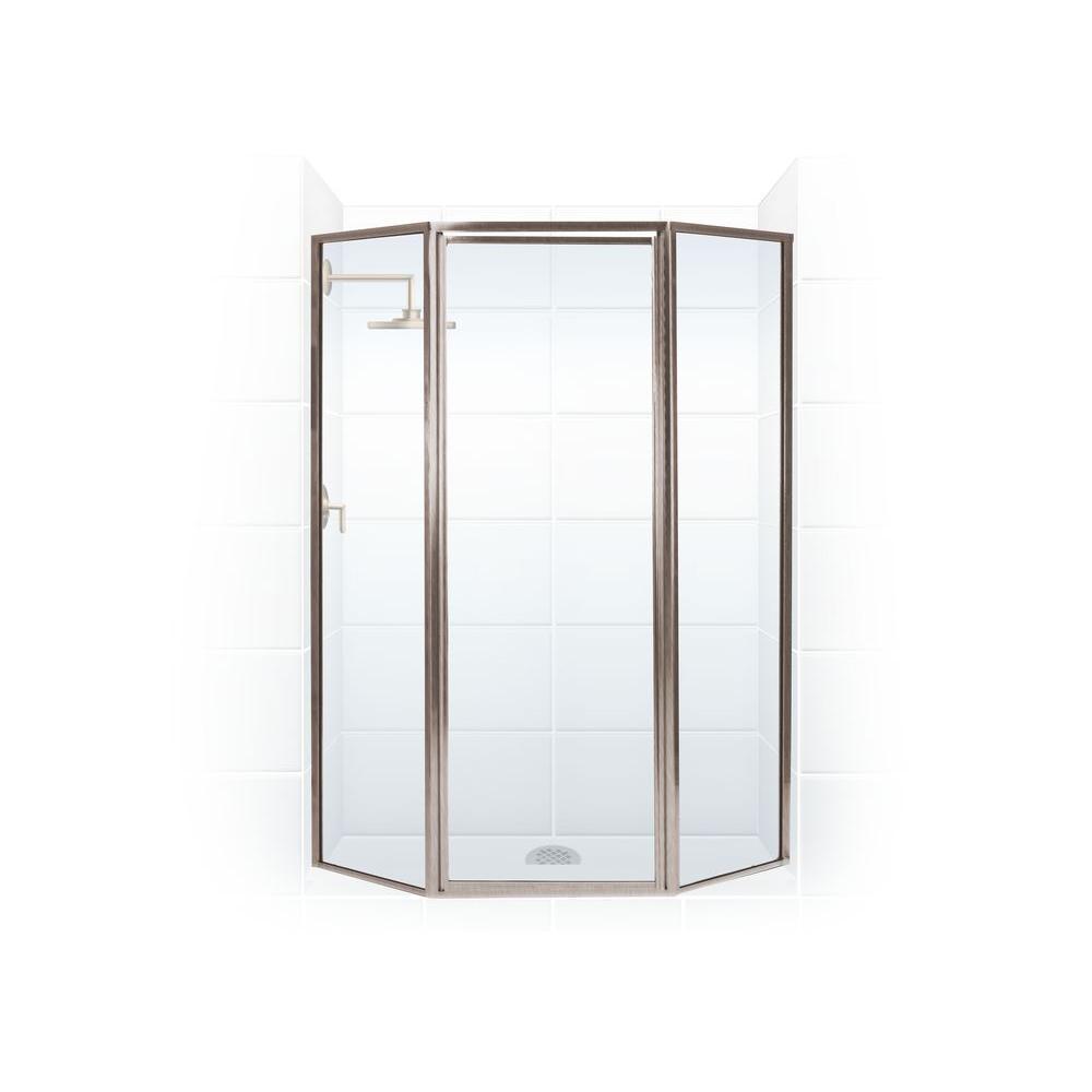 Coastal Shower Doors Legend Series 59 In X 66 In Framed