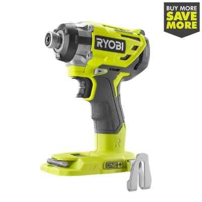 18-Volt ONE+ Cordless Brushless 3-Speed 1/4 in. Hex Impact Driver (Tool Only) with Belt Clip