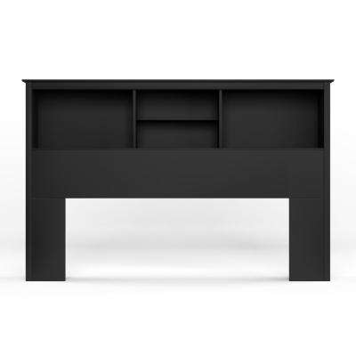 Sonoma Black Double/Queen Headboard