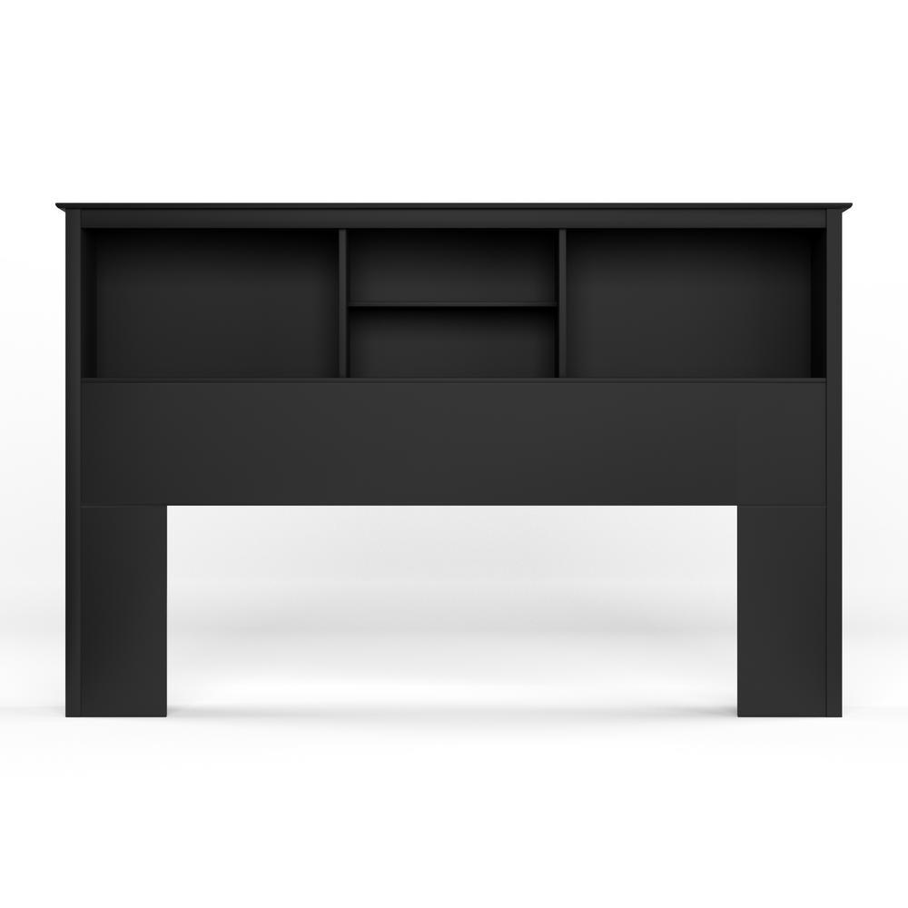 Sonoma Black Double/Queen Headboard