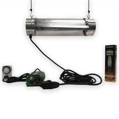 400-Watt Air Cooled Cylinder Grow Lighting System