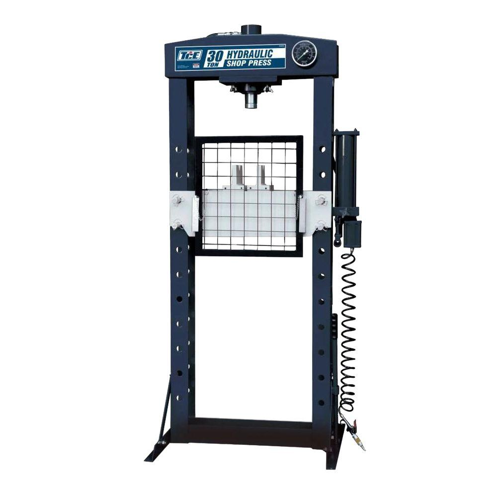 30 ton shop press manual