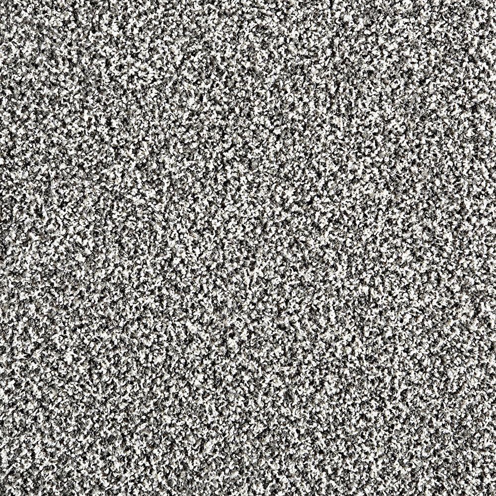 FLOR In The Deep Titanium/Bone 19.7 in. x 19.7 in. Carpet Tile (6 Tiles/Case)