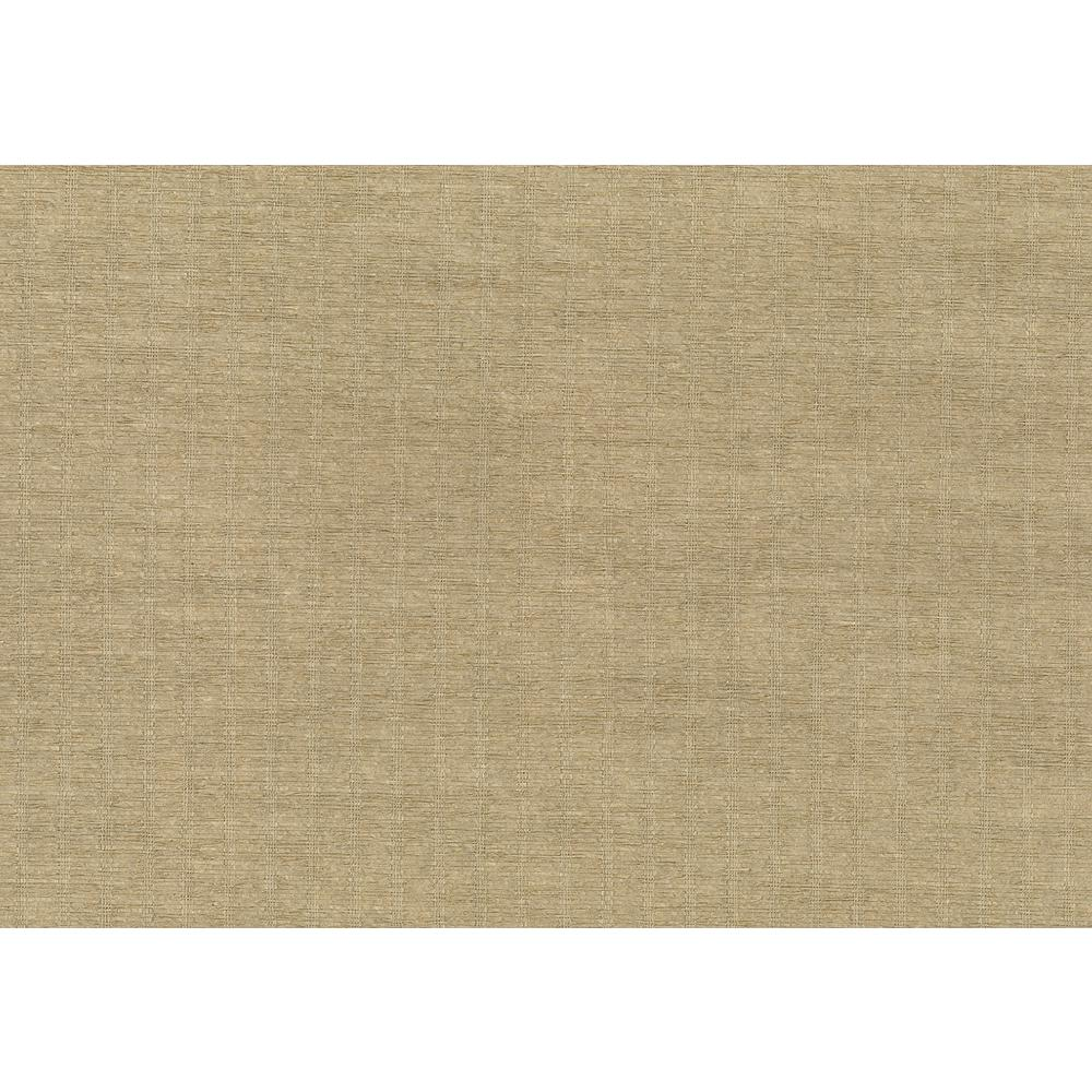 8 in. x 10 in. Riko Beige Grasscloth Wallpaper Sample