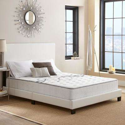 Luxury Queen 13 in. Hybrid Innerspring Euro Top Mattress