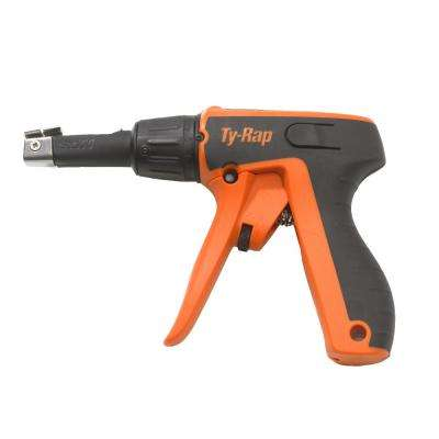 Ergonomic Hand Gun  for Nylon Cable Ties