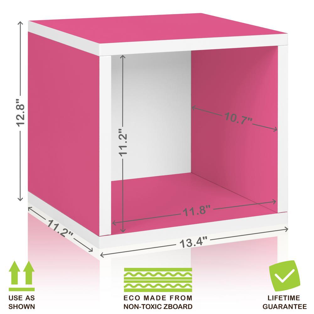 Way Basics Barcelona 6 Cubes Zboard Stackable Modular