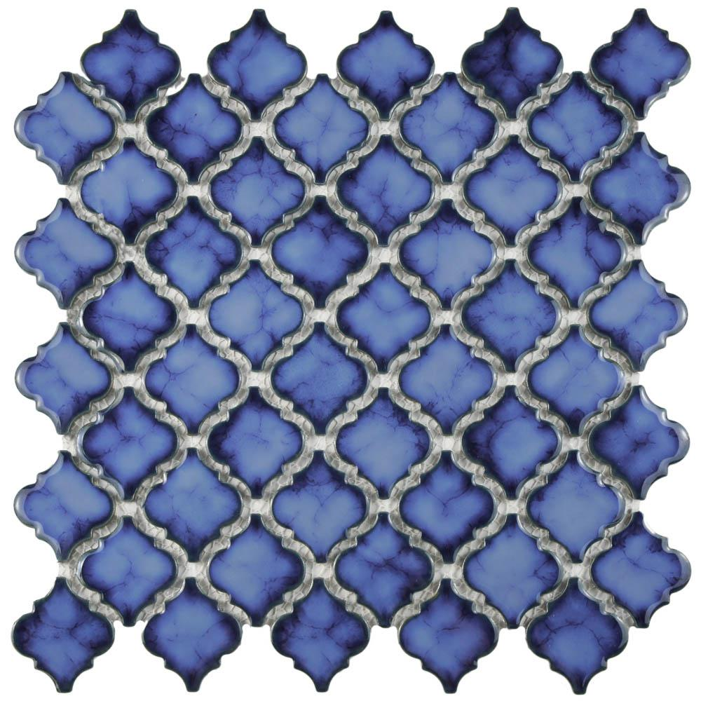 Arabesque - Mosaic Tile - Tile - The Home Depot