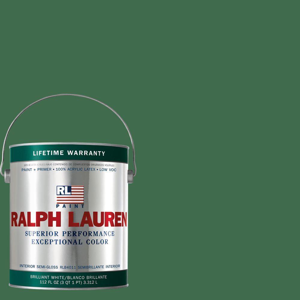 Ralph Lauren 1-gal. New Pine Semi-Gloss Interior Paint