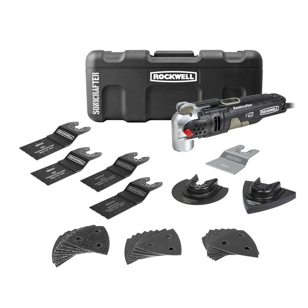 Rockwell 4.0A Sonicrafter F50 - 34 PC KIT