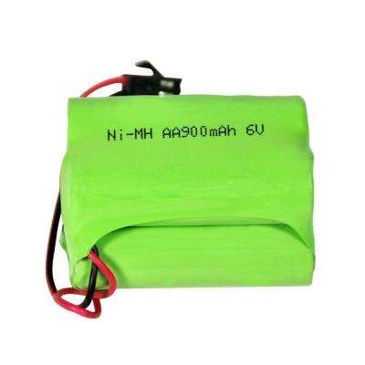 Rechargeable AA Battery (5-Pack)