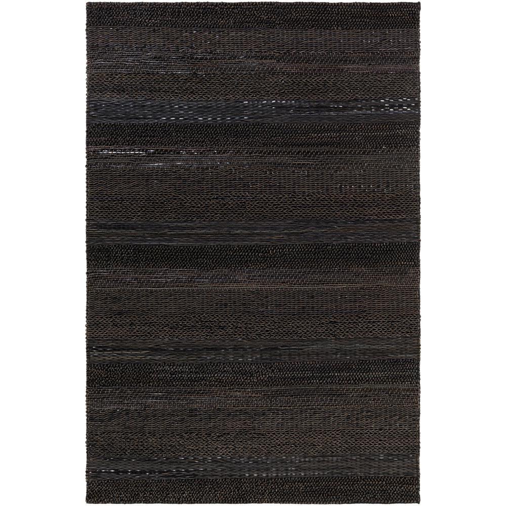 Bely Black 5 ft. x 8 ft. Area Rug