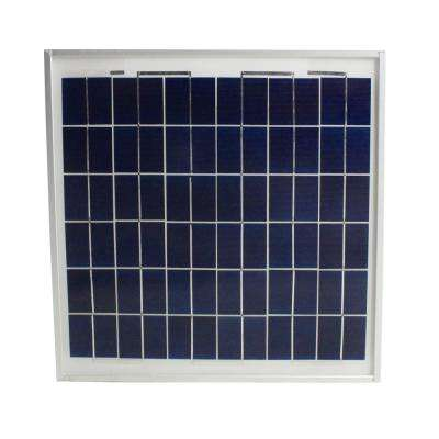15-Watt Polycrystalline Solar Panel