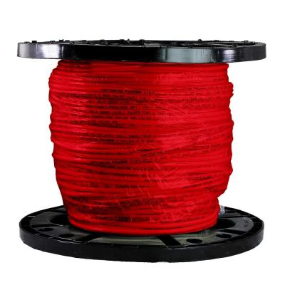 500 ft. 8/1 Red Stranded THHN Wire